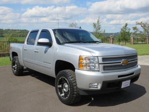 2013 Chevrolet Silverado 1500 for sale at Sevierville Autobrokers LLC in Sevierville TN