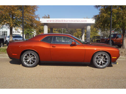 2020 Dodge Challenger for sale at BLACKBURN MOTOR CO in Vicksburg MS