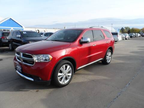 2011 Dodge Durango for sale at America Auto Inc in South Sioux City NE