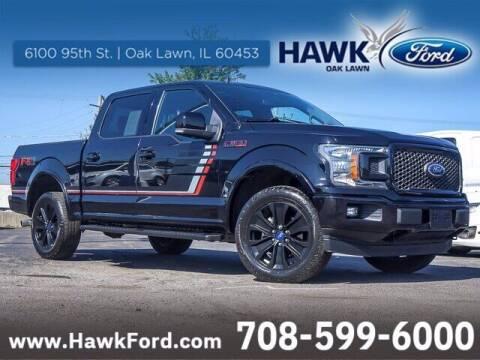2019 Ford F-150 for sale at Hawk Ford of Oak Lawn in Oak Lawn IL