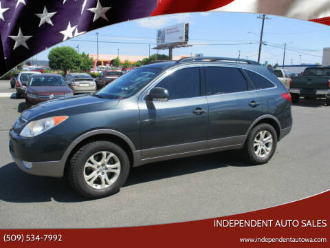 2011 Hyundai Veracruz for sale at Independent Auto Sales in Spokane Valley WA