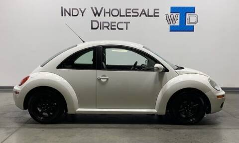 2010 Volkswagen New Beetle for sale at Indy Wholesale Direct in Carmel IN