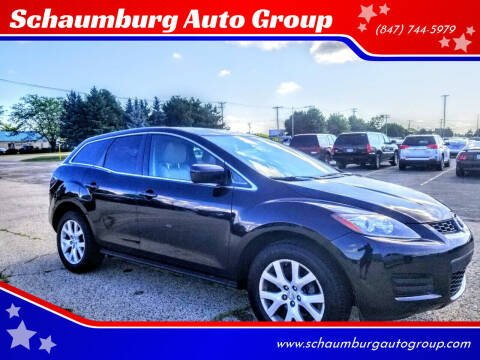 2007 Mazda CX-7 for sale at Schaumburg Auto Group in Schaumburg IL