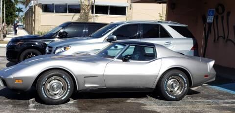 1975 Chevrolet Corvette for sale at Premier Luxury Cars in Oakland Park FL
