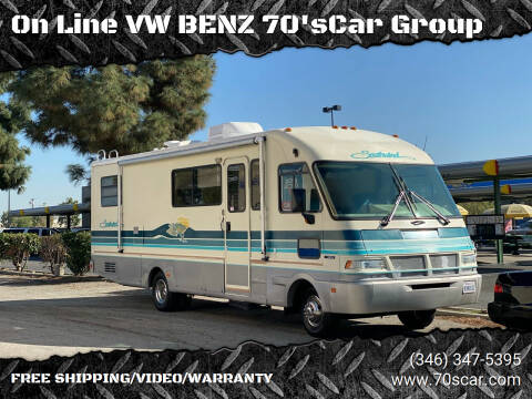 1994 Fleetwood Southwind for sale at On Line VW BENZ 70'sCar Group in Warehouse CA
