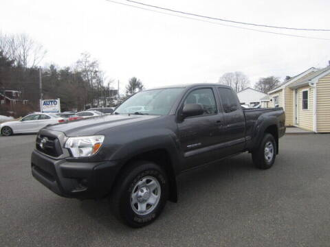 2014 Toyota Tacoma for sale at Auto Choice of Middleton in Middleton MA