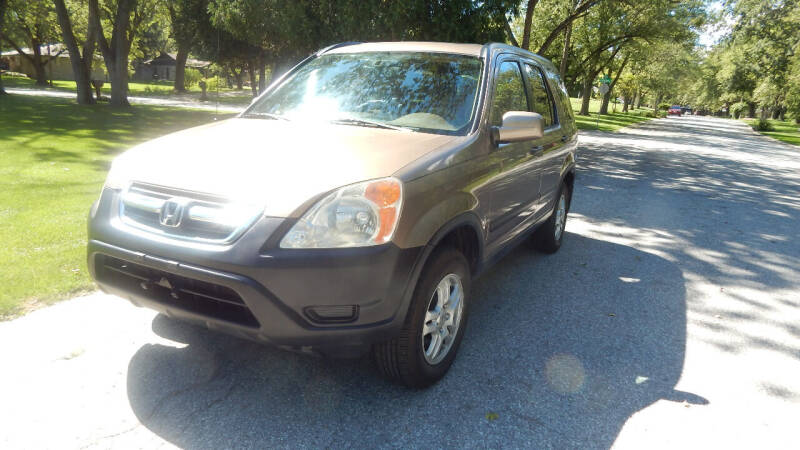 2002 Honda CR-V for sale at National Vehicle Brokers in Merrillville IN