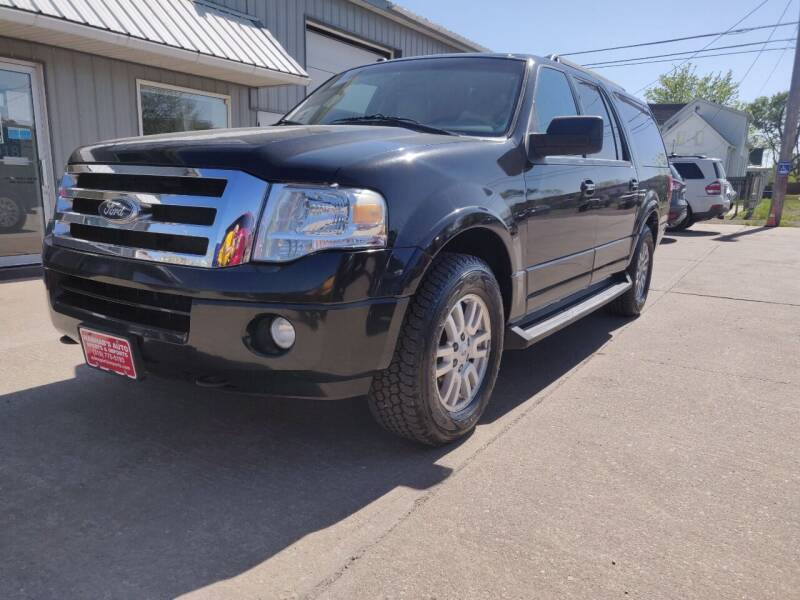 2011 Ford Expedition EL for sale at Habhab's Auto Sports & Imports in Cedar Rapids IA