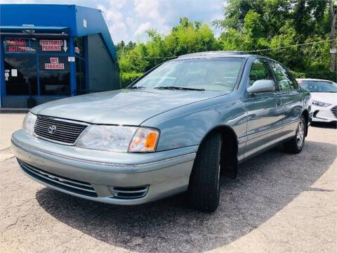 1999 Toyota Avalon for sale at Capital Motors in Raleigh NC