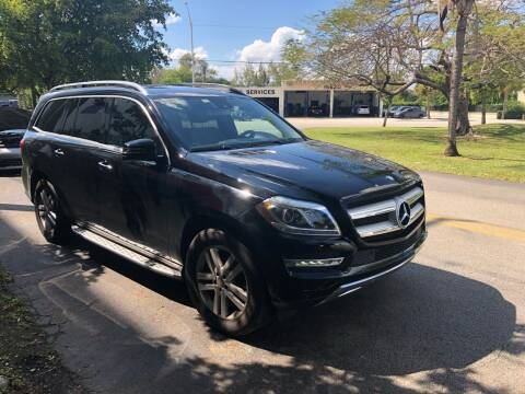 2015 Mercedes-Benz GL-Class for sale at CARSTRADA in Hollywood FL