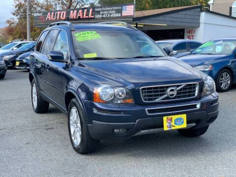 2012 Volvo XC90 for sale at Milford Auto Mall in Milford MA