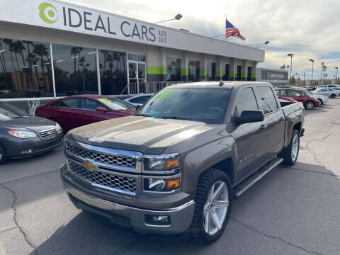 2014 Chevrolet Silverado 1500 for sale at Ideal Cars in Mesa AZ