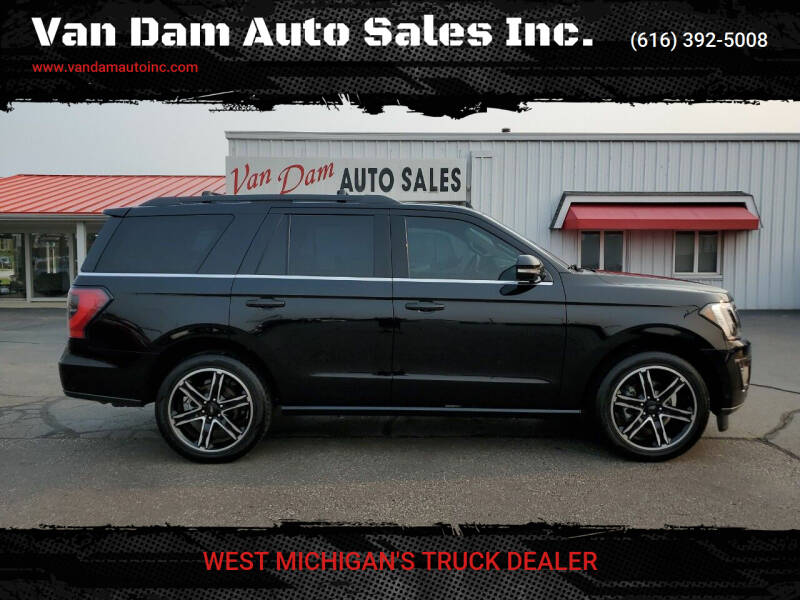 2019 Ford Expedition for sale at Van Dam Auto Sales Inc. in Holland MI
