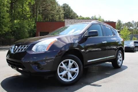 2011 Nissan Rogue for sale at Atlanta Unique Auto Sales in Norcross GA