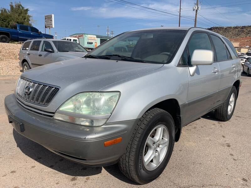 2003 Lexus RX 300 for sale at Car Works in Saint George UT