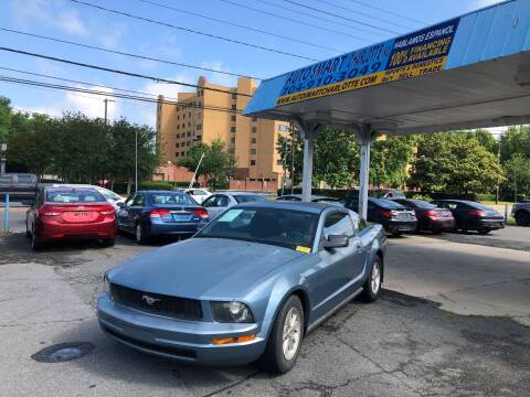 2005 Ford Mustang for sale at Auto Smart Charlotte in Charlotte NC