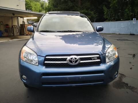 2007 Toyota RAV4 for sale at Legacy Auto Sales LLC in Seattle WA