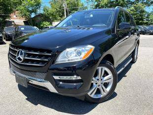 2014 Mercedes-Benz M-Class for sale at Rockland Automall - Rockland Motors in West Nyack NY