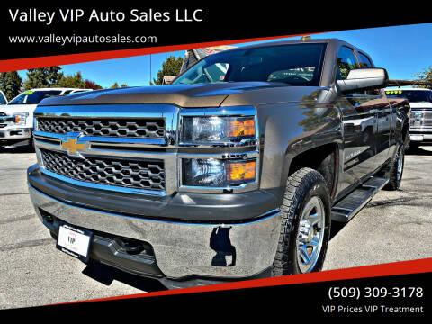 2015 Chevrolet Silverado 1500 for sale at Valley VIP Auto Sales LLC - Valley VIP Auto Sales - E Sprague in Spokane Valley WA