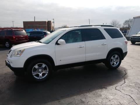2009 GMC Acadia for sale at Big Boys Auto Sales in Russellville KY