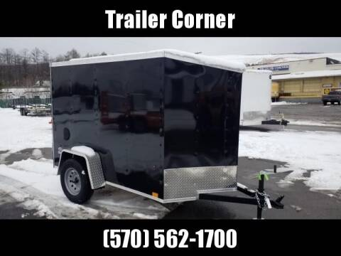 2022 Look Trailers STLC 5X8 - SINGLE DOOR