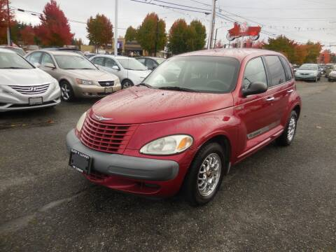 2001 Chrysler PT Cruiser for sale at Leavitt Auto Sales and Used Car City in Everett WA