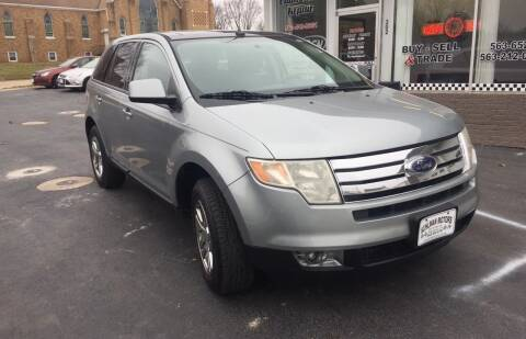 2007 Ford Edge for sale at KUHLMAN MOTORS in Maquoketa IA