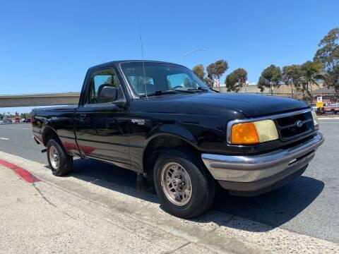 1997 Ford Ranger for sale at Beyer Enterprise in San Ysidro CA