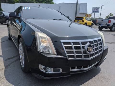 2012 Cadillac CTS for sale at GREAT DEALS ON WHEELS in Michigan City IN