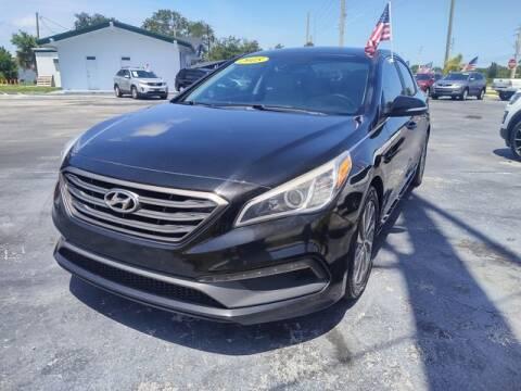 2015 Hyundai Sonata for sale at BC Motors PSL in West Palm Beach FL