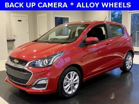2020 Chevrolet Spark for sale at Ron's Automotive in Manchester MD