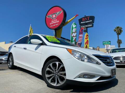 2013 Hyundai Sonata for sale at Auto Express in Chula Vista CA