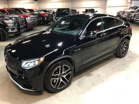 2018 Mercedes-Benz GLC for sale at Diesel Of Houston in Houston TX