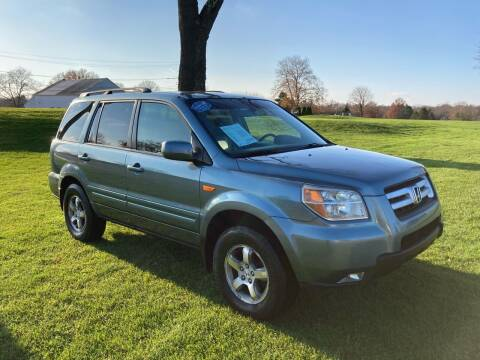 2007 Honda Pilot for sale at Good Value Cars Inc in Norristown PA