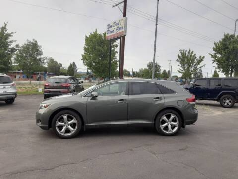 2014 Toyota Venza for sale at New Deal Used Cars in Spokane Valley WA