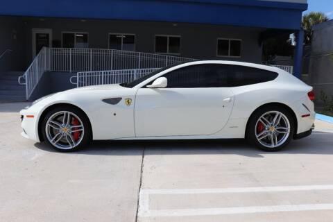 2015 Ferrari FF for sale at PERFORMANCE AUTO WHOLESALERS in Miami FL