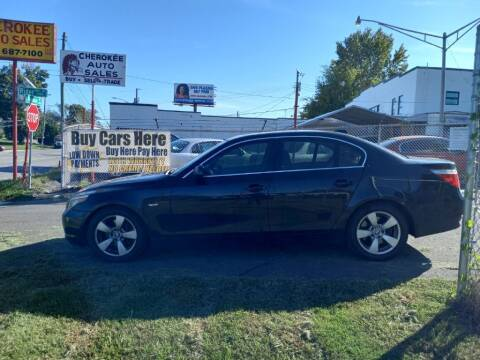 2006 BMW 5 Series for sale at Cherokee Auto Sales in Knoxville TN