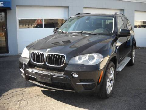 2012 BMW X5 for sale at Best Wheels Imports in Johnston RI
