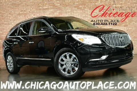 2017 Buick Enclave for sale at Chicago Auto Place in Bensenville IL