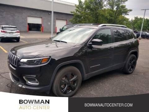 2019 Jeep Cherokee for sale at Bowman Auto Center in Clarkston MI