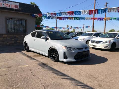 2014 Scion tC for sale at Valley Auto Center in Phoenix AZ