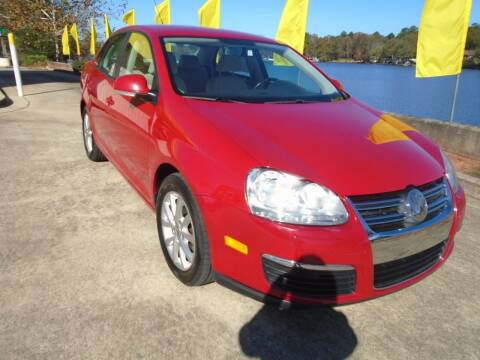 2010 Volkswagen Jetta for sale at Lake Carroll Auto Sales in Carrollton GA