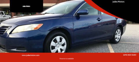 2009 Toyota Camry for sale at Judex Motors in Loganville GA