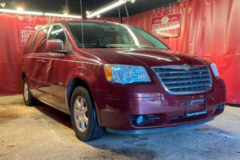 2008 Chrysler Town and Country for sale at Roberts Auto Services in Latham NY