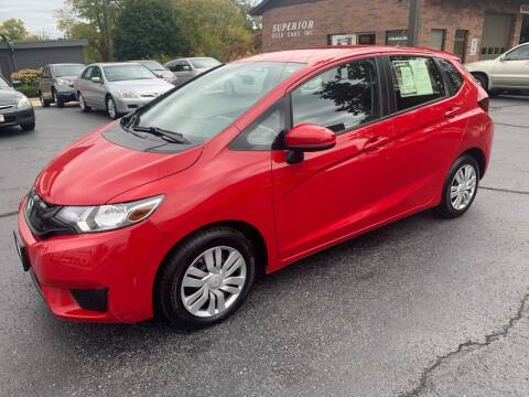 2016 Honda Fit for sale at Superior Used Cars Inc in Cuyahoga Falls OH