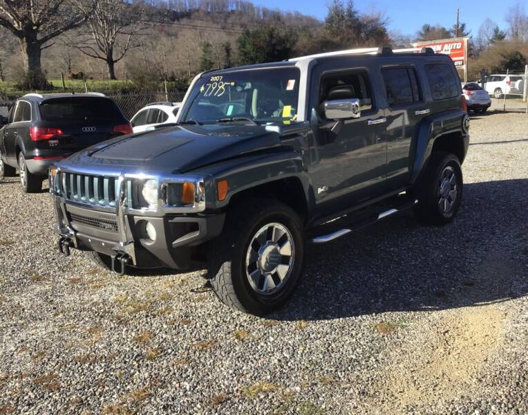 2007 HUMMER H3 for sale at Arden Auto Outlet in Arden NC