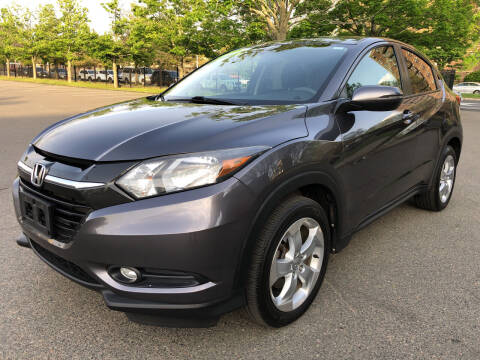 2016 Honda HR-V for sale at Commercial Street Auto Sales in Lynn MA