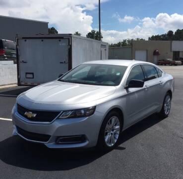2016 Chevrolet Impala for sale at Georgia Certified Motors in Stockbridge GA