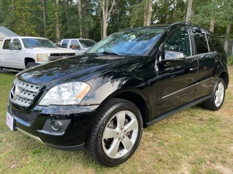 2011 Mercedes-Benz M-Class for sale at MBL Auto Woodford in Woodford VA