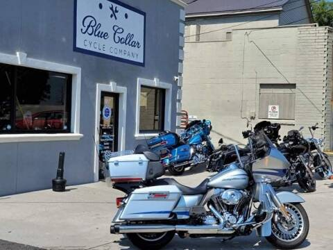 2011 Harley-Davidson Ultra Road Glide for sale at Blue Collar Cycle Company in Salisbury NC